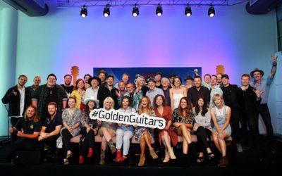 Casey Barnes announced as a FINALIST in the 2018 Golden Guitar Awards