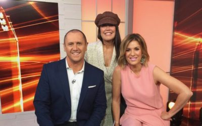 Toni Childs on The Morning Show (Channel 7)  – March 2019