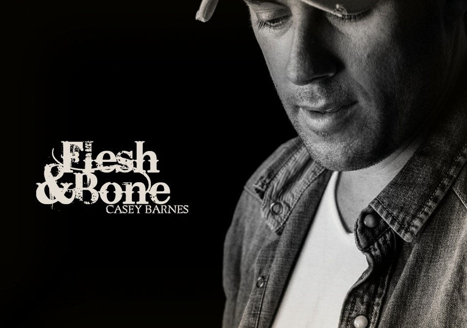 Casey Barnes fires up for new EP release 'Flesh and Bone'