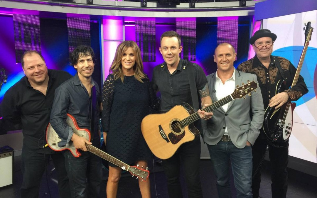 Casey Barnes performs 'The One You Love' on 'The Morning Show'