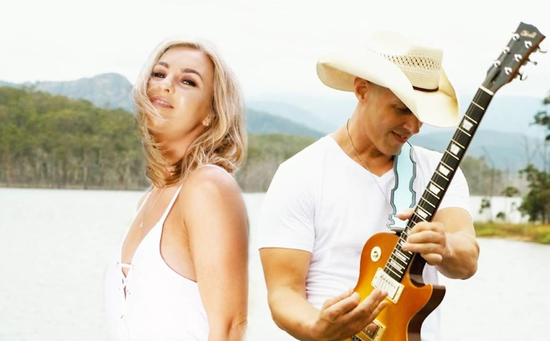 Natalie Pearson & Brook Chivell join forces to release catchy feel good duet 'I Wonder What You Kiss Like'