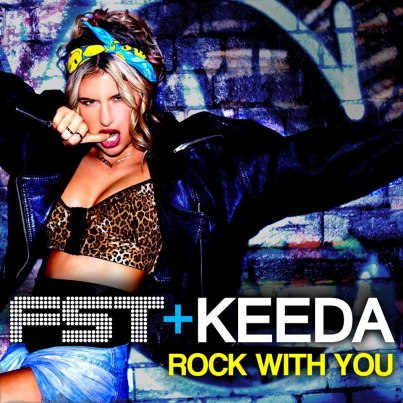 Keeda releases second single 'Rock With You'