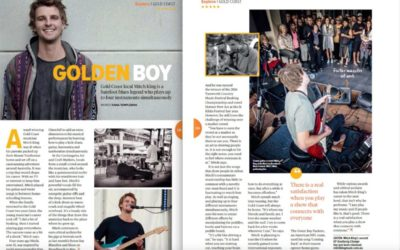 Mitch King – Jetstar Inflight Magazine April 2017