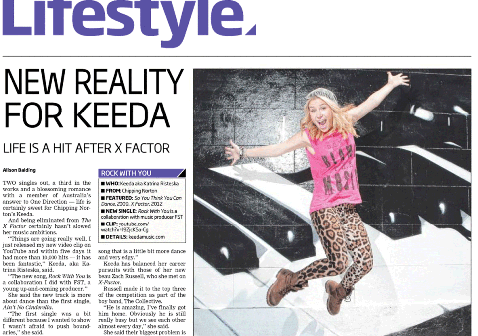 Keeda – Liverpool Leader December 2012