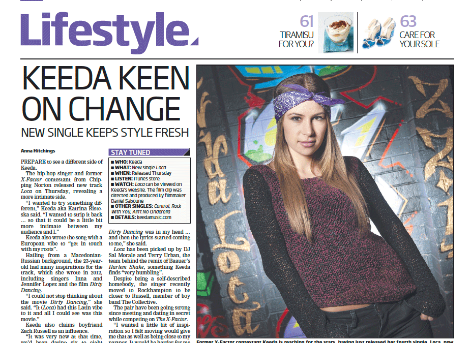 Keeda – Liverpool Leader (Sydney) 16th July, 2014