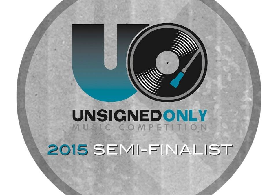 Stone Parade, Casey Barnes and Liam Burrows announced as semi finalists in US based UNSIGNED ONLY