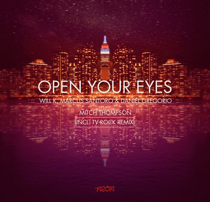 Mitch Thompson's collaboration 'Open Your Eyes' hits iTunes